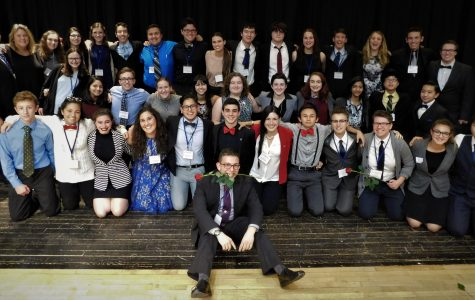 PMHS Delegates Attend Model United Nations Conference