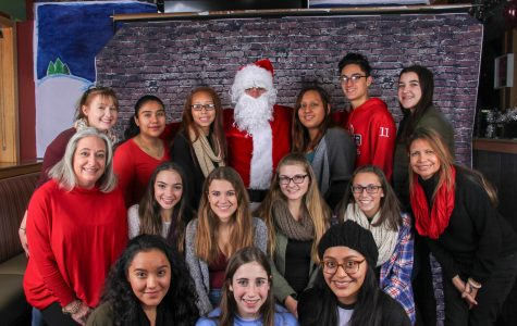 "G.O. Hosts ""Breakfast With Santa"""