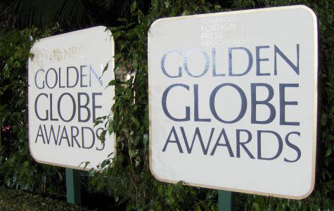 Emily Watches the Golden Globes!