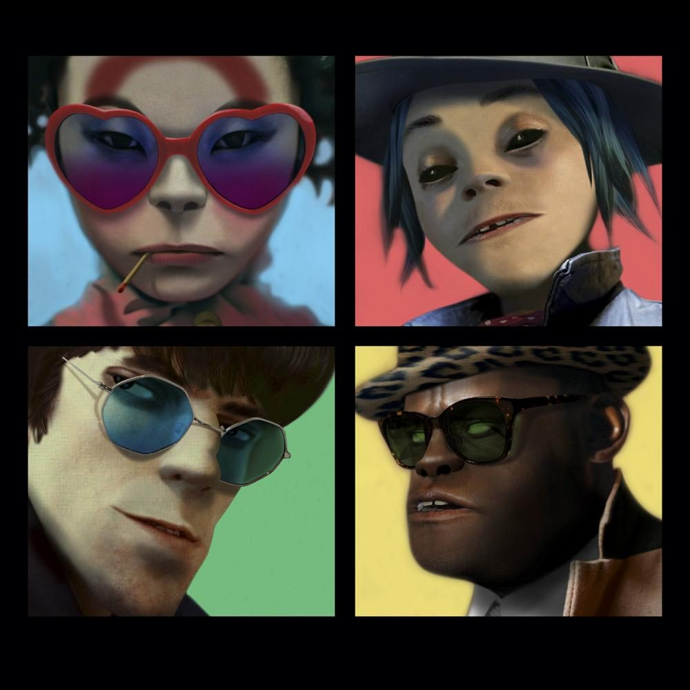 %22Humanz%22+is+the+latest+album+released+by+Gorillaz.