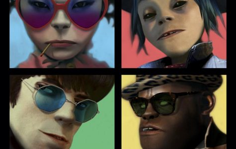 "Review: Gorillaz latest album ""Humanz"""