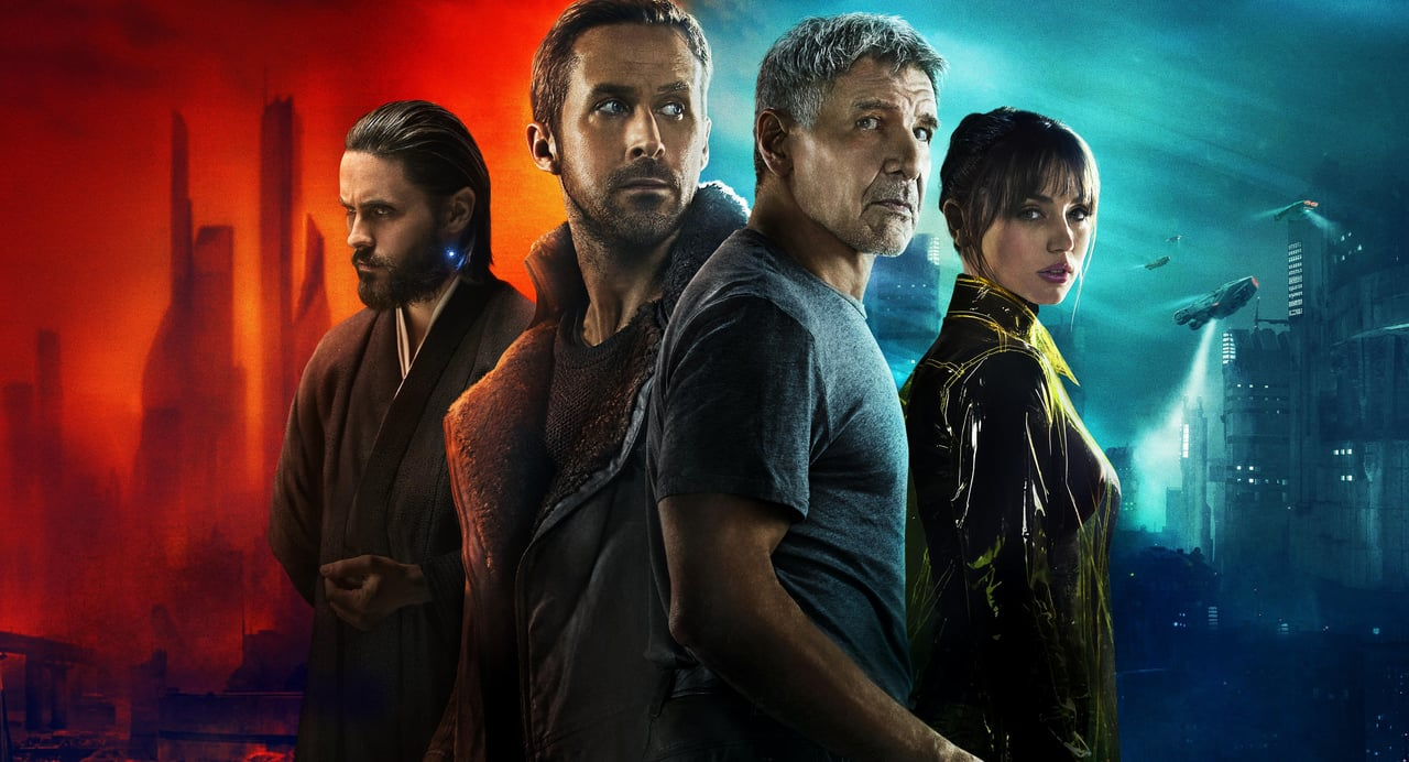 Reboot of Blade Runner welcomes back stars from the original like Harrison Ford (2017).