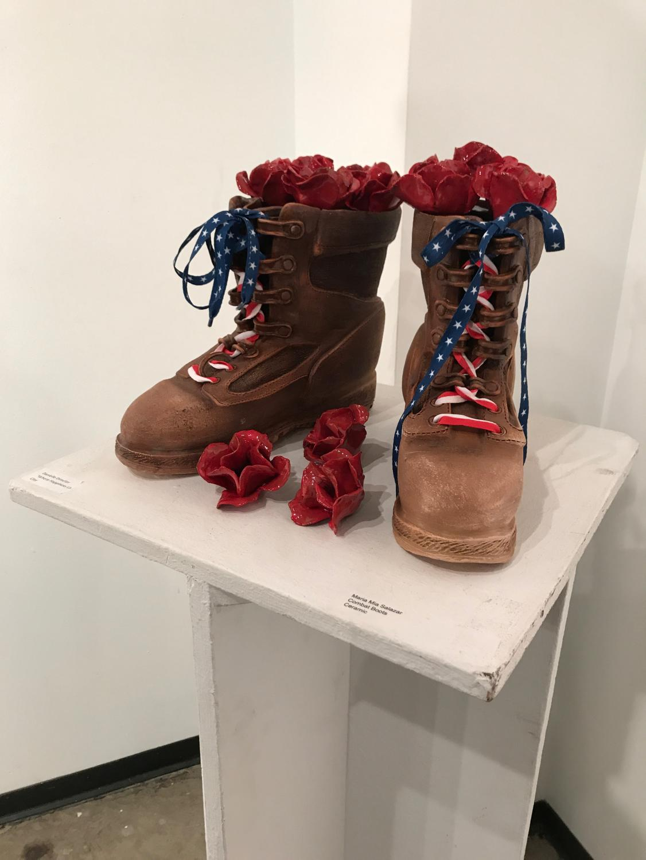 Combat Boots (Ceramic)
