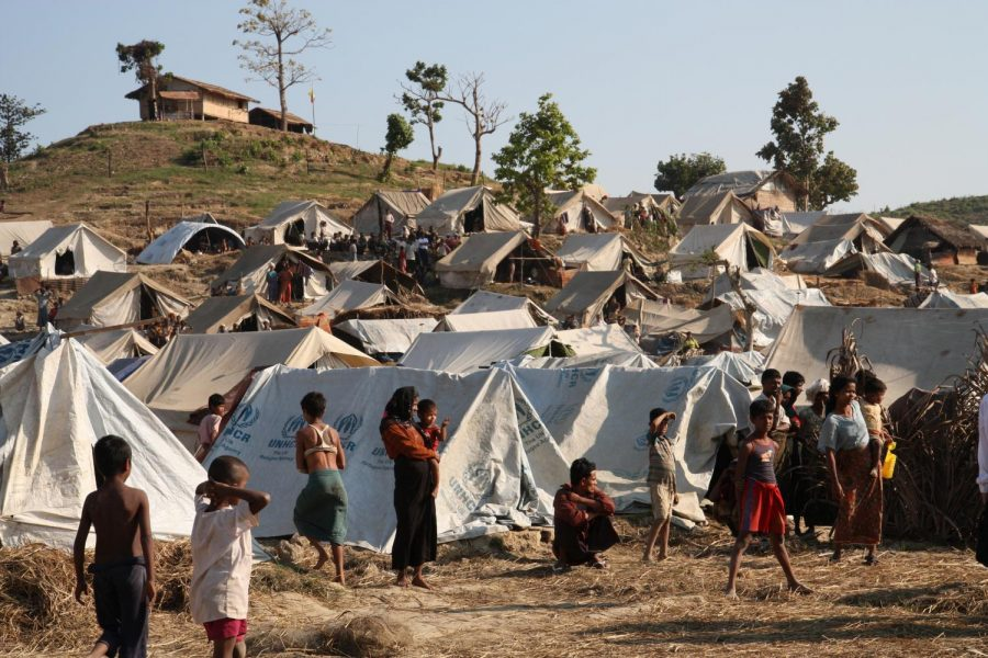 Refugees+and+displaced+Rohingyans+living+in+camps+under+some+of+the+worst+conditions.