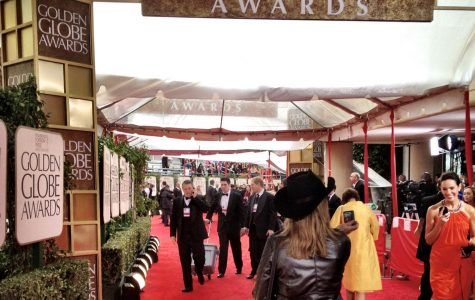 Golden Globe awards supposedly celebrate