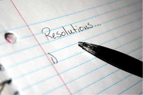 Should we even bother to craft a list of our intentions for the New Year?