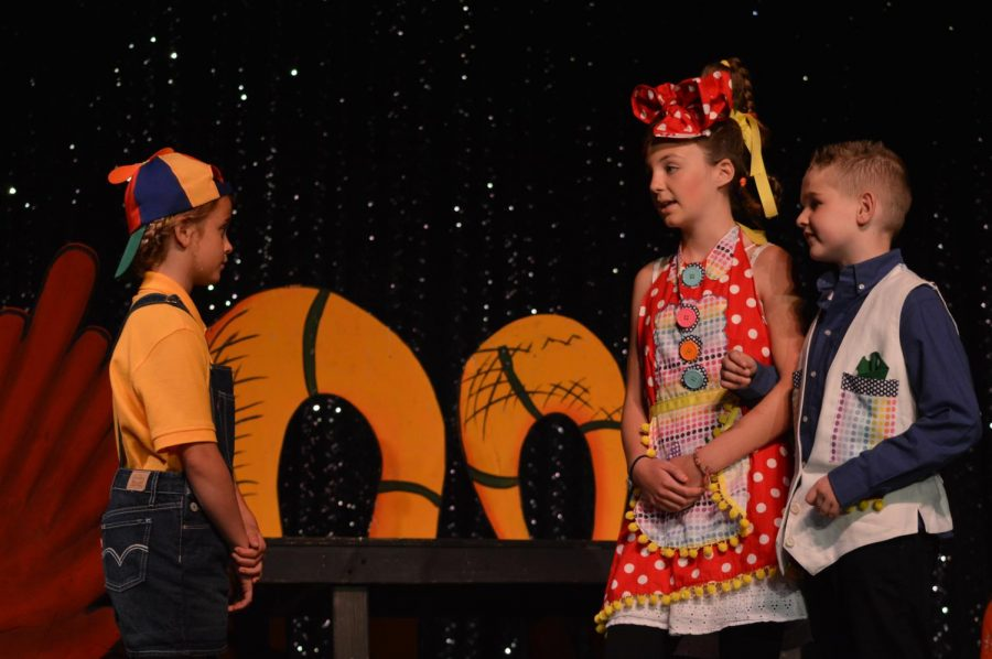 R.+Wilkins+in+Gateway+Playhouse+Production+of+Seussical+Jr.