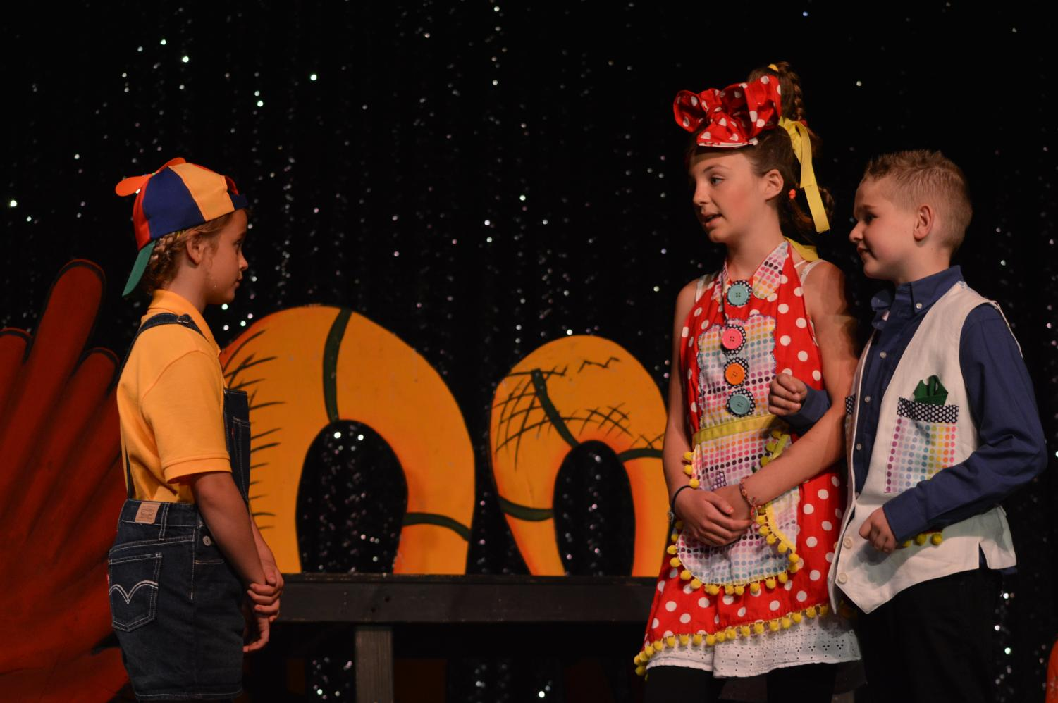 R. Wilkins in Gateway Playhouse Production of Seussical Jr.