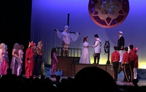 All-School Musical Took Pat-Med Under the Sea