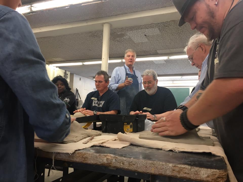 Workshops for Veterans