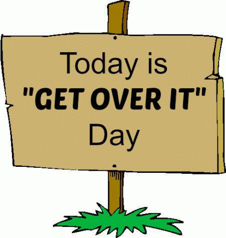 On This Day: National Get Over it Day