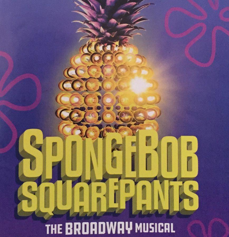 Spongebob Squarepants has taken a new form as Broadway's newest hit musical.