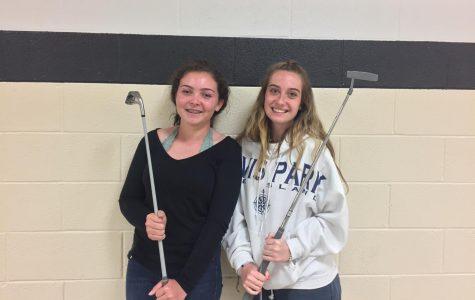 Girls' Golf: County Playoffs