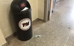 Littering in our High School