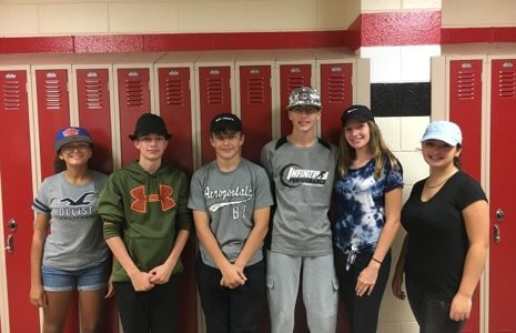 Breaking All the Rules on Hat Day! (SLIDESHOW)