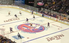 Isles/Rangers Opening Night