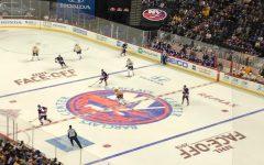 Isles/Rangers Opening Night