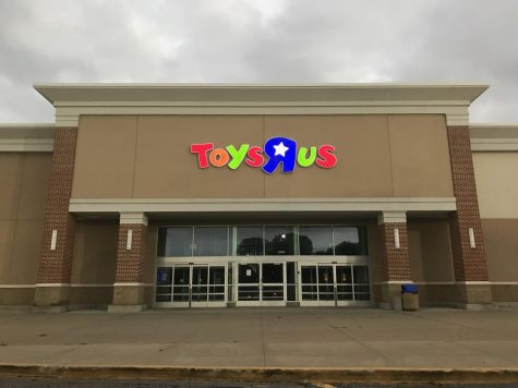 "A Goodbye to Toys ""R"" Us?"
