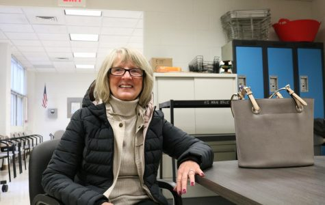 Linda Cossack (Retired Main Office Secretary)