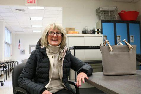 Linda Cossack (Retired Main Office Secretary)