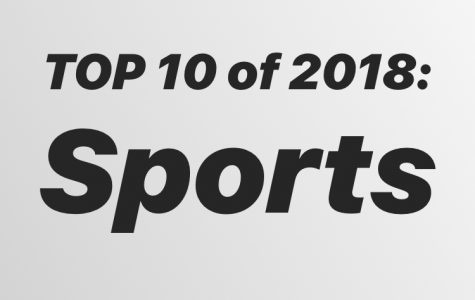Top Ten Moments in Sports 2018