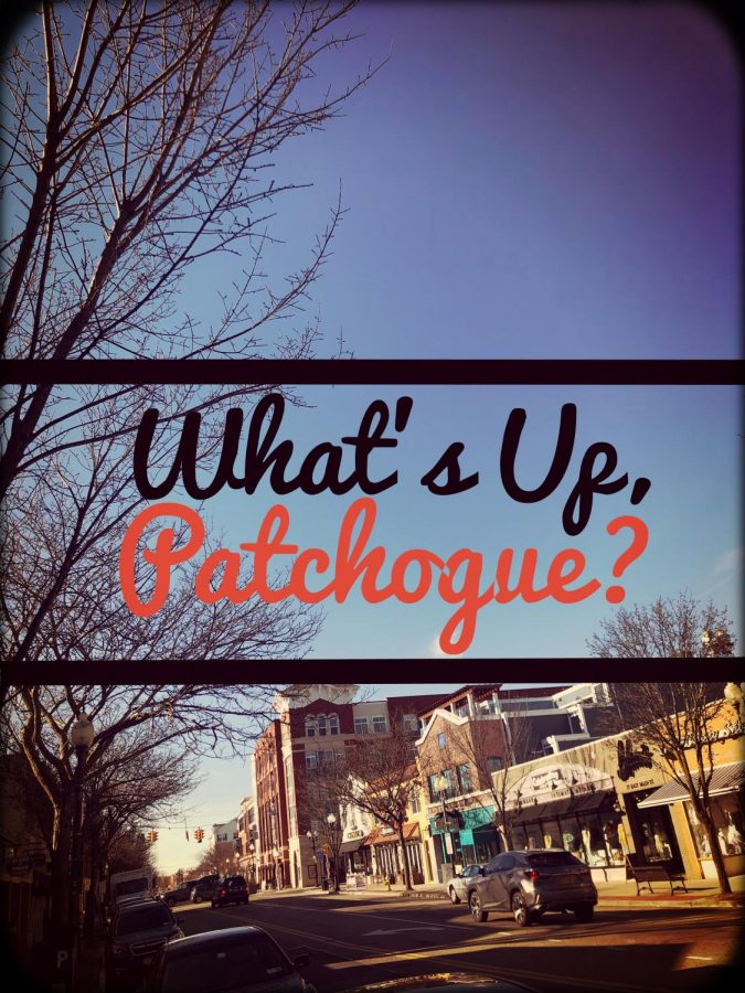 What's Up, Patchogue?