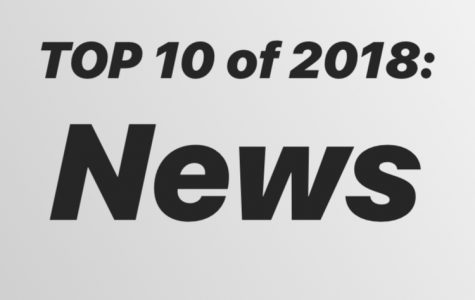 Top Ten News Stories of 2018