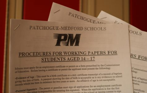 Before you seek out your first job, be sure to pick up your working papers from the Guidance Office