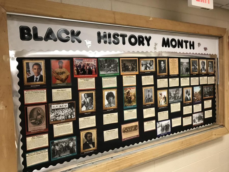 Black History Month is a month of reflection on the vast contributions African-American culture has made on the growth and prosperity of our country.