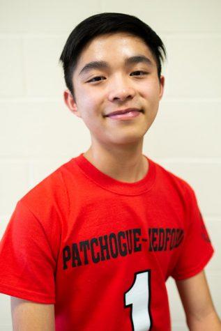 Photo of Justin Zhou
