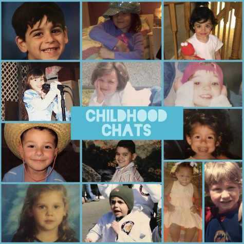 Childhood Chats – Episode 2