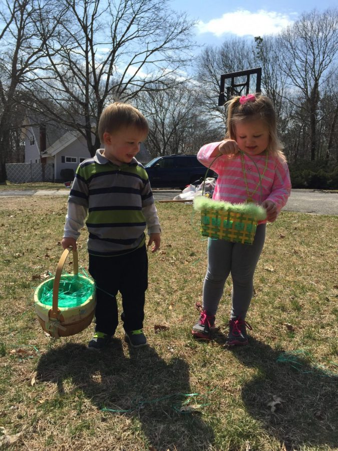 As+kids%2C+the+Easter+egg+hunt+was+always+the+highlight+of+the+season.+Here+are+some+more+traditions+that+help+make+this+season+special.
