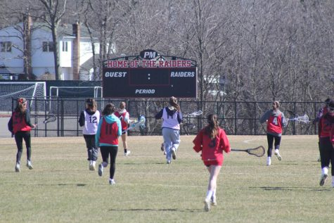 Spring sports are under way at PMHS. Follow PM Athletics department on Twitter for updates on games and results.