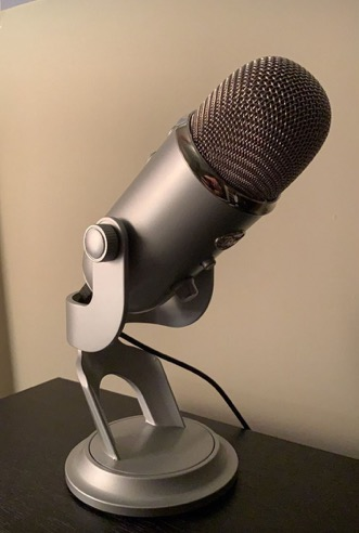 Many ASMR channels and accounts use mics similar to this one to get brain tingling sounds for their listeners.
