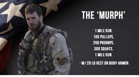 The Murph Challenge workout is not for the faint of heart.