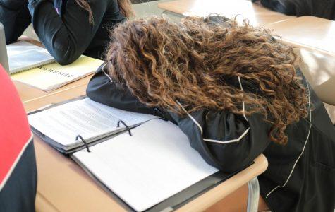 Teenager Sleep Crisis