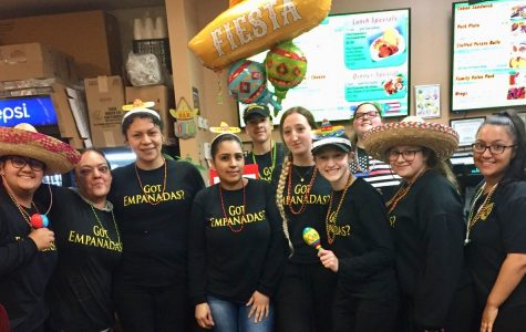 The staff at Island Empanada in Medford welcomes all customers looking to enjoy delicious comfort food.