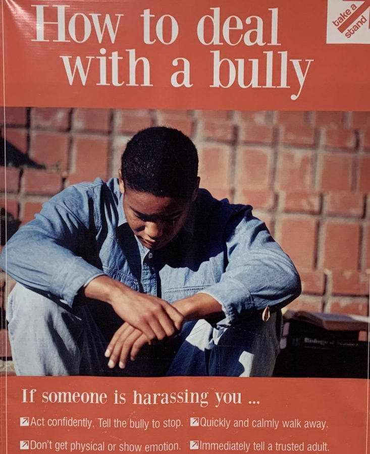 In+the+halls+of+PMHS+to+social+media%2C+bullying+is+becoming+harder+to+control+%26+manage+to+protect+children.+