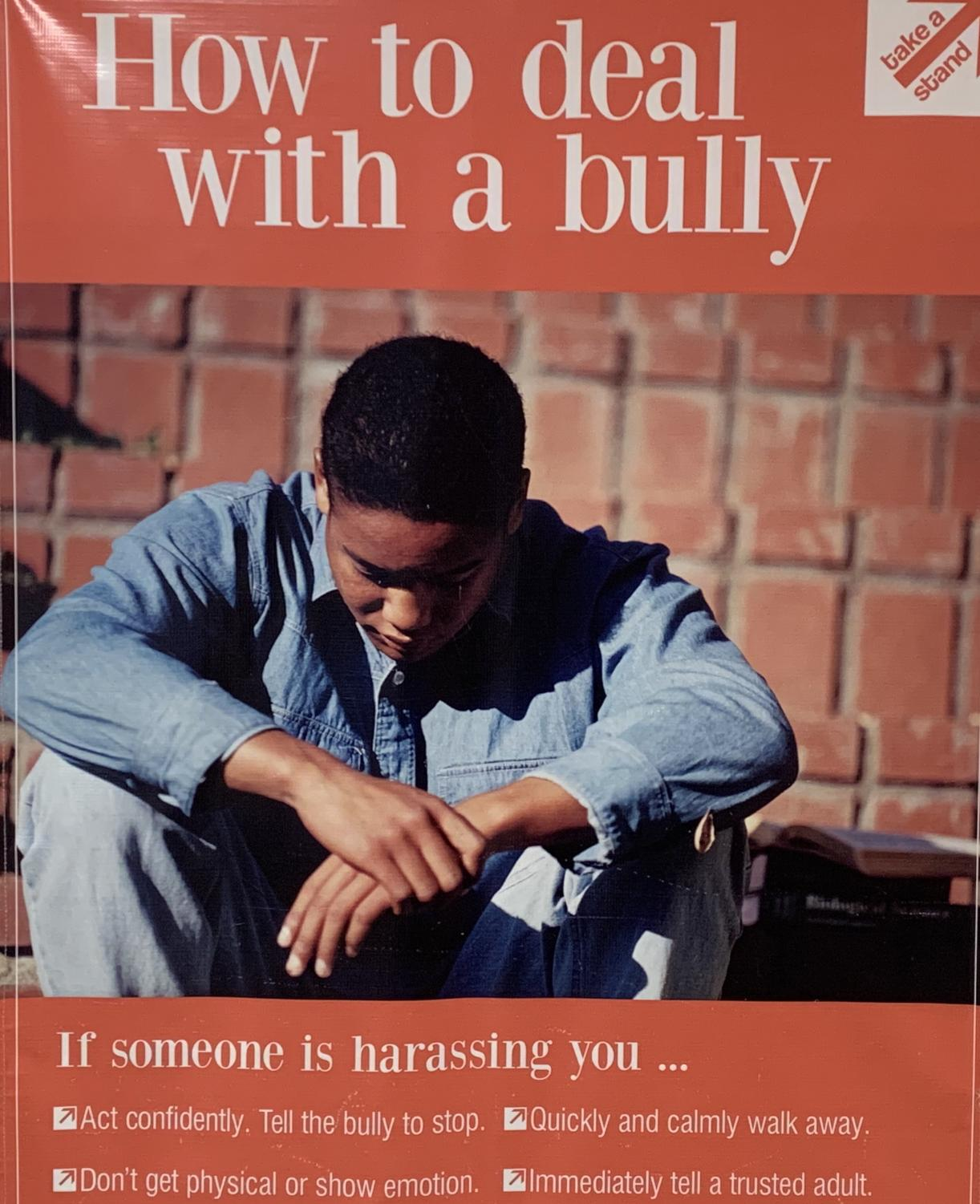 In the halls of PMHS to social media, bullying is becoming harder to control & manage to protect children.