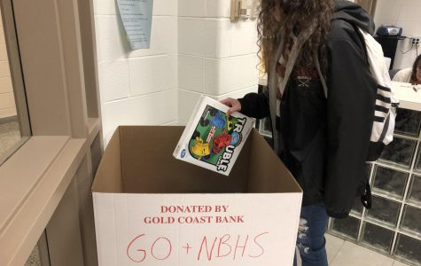 Be a good elf and drop off your donation to one of the boxes for Toys for Tots.