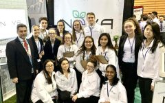 Virtual Enterprise's NOVA takes home six awards at Regional Tradeshow Competition