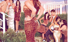 Season 1 promotional poster for Keeping Up with the Kardashians. The infamous reality TV family is ending the series after 18 seasons.
