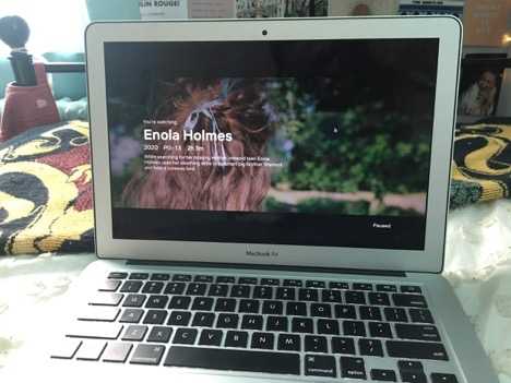 Enola Holmes gives us a mystery we can all solve