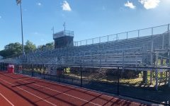 We are hoping to fill these bleachers soon with enthusiastic, masked spectators cheering on our Raiders in the spring season!