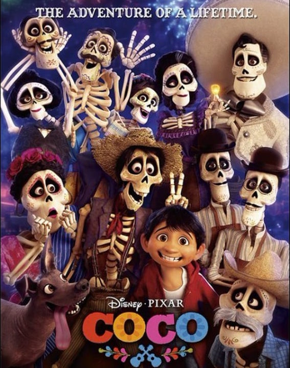 Pixar's newest feature, Coco, premiered this past holiday weekend.