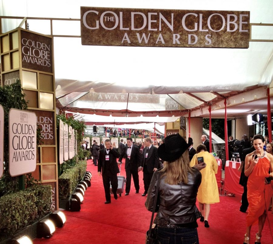 Golden Globe awards supposedly celebrate