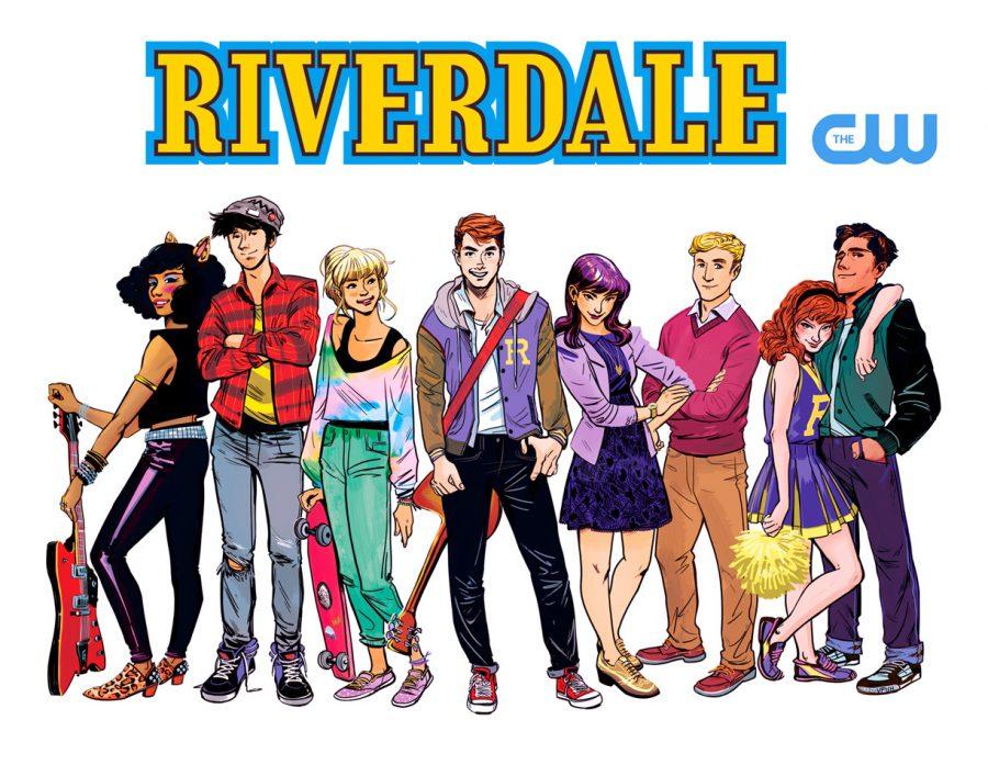 Riverdale is on Netflix streaming platform.