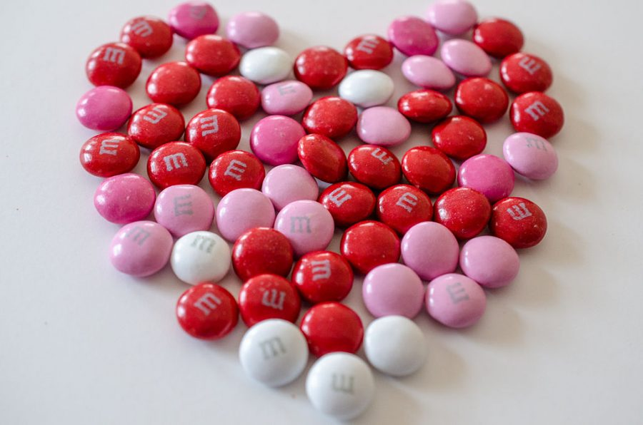 Candy is one of the top selling products during this time of year.