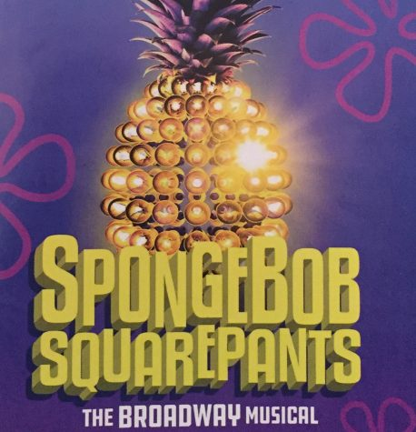 Bikini Bottom on Broadway