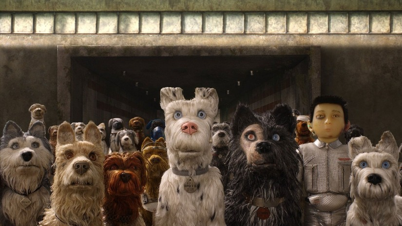 Isle of Dogs was released in the US on March 23rd.